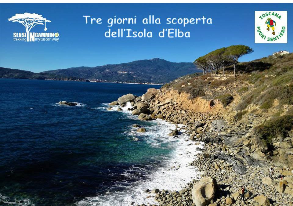Tre giorni alla scoperta dell'Isola d'Elba