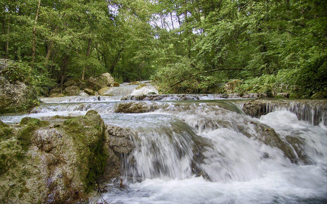 Il fiume Elsa e la Via Francigena